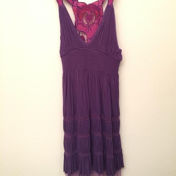Purple Sun Dresses